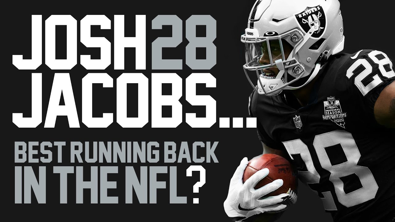 Josh Jacobs is the Las Vegas Raiders' 'angry runner,' on his way to ...