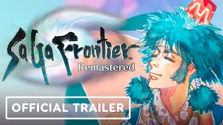 SaGa Frontier Remastered - Official Character Trailer