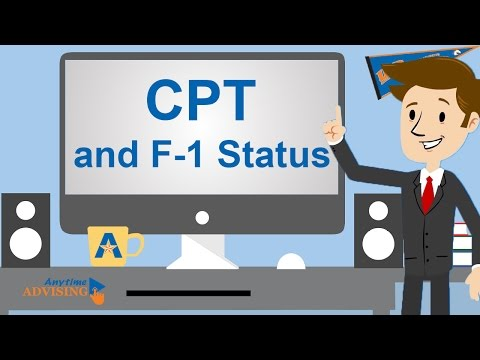 CPT and Your F-1 Status (7/7)