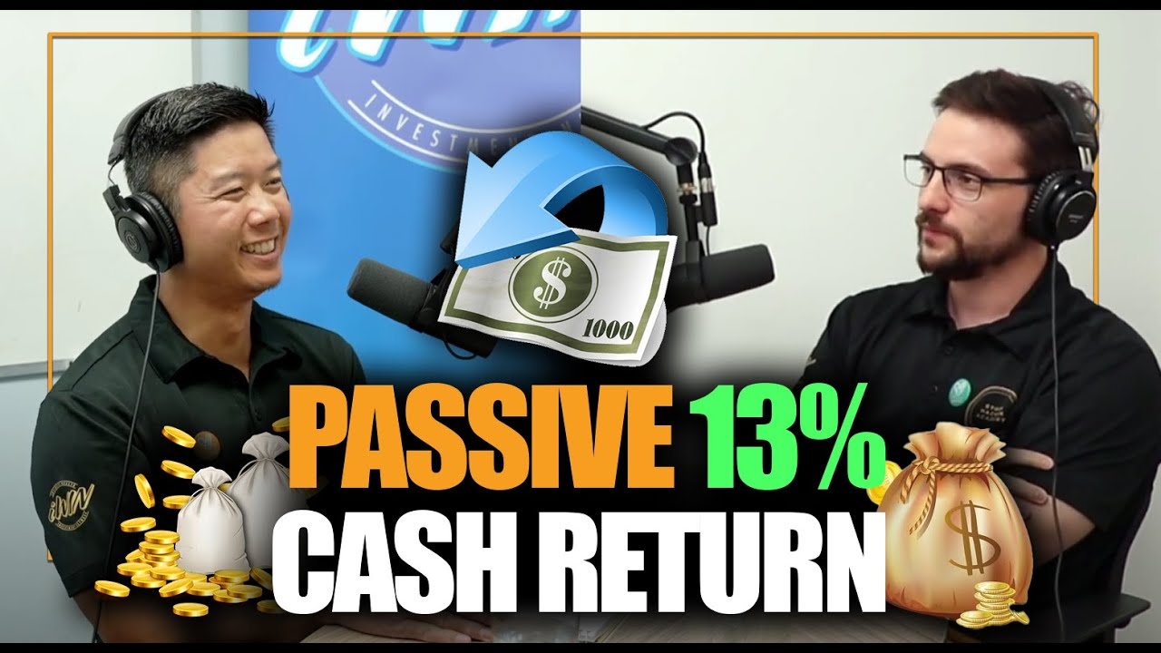 Ep 204 | Joel Arndt: How A Former Barista Found a Passive 30% Cash Return With Just $10,000 | TAREI