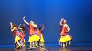 Gujarati folk on bollywood beats