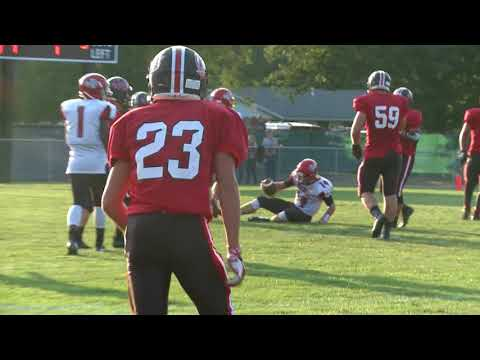Shawnee vs Delphos Jefferson Football