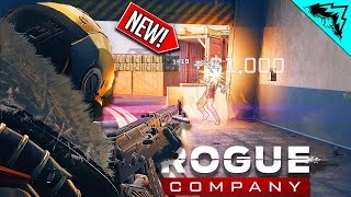Rogue Company Beta FIRST TIME PLAYING!