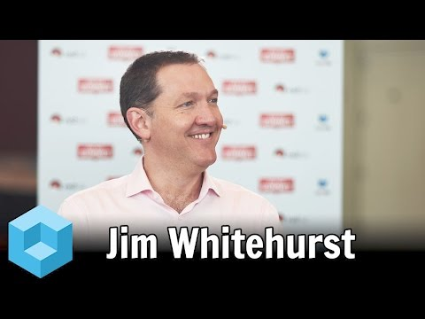 Jim Whitehurst, Red Hat - Red Hat Summit 2016 - #theCUBE