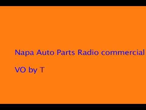Napa Auto Parts Radio Spot