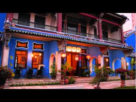 Cheong Fatt Tze Mansion (Blue Mansion)
