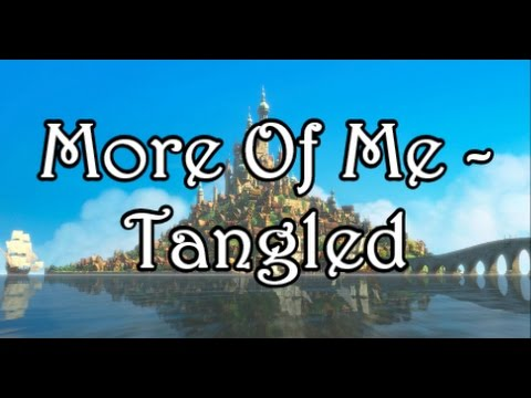 More Of Me - Natasha Bedingfield Tangled [Audio + Lyrics]