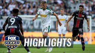 Monchengladbach vs.Bayer Leverkusen | 2018-19 Bundesliga Highlights