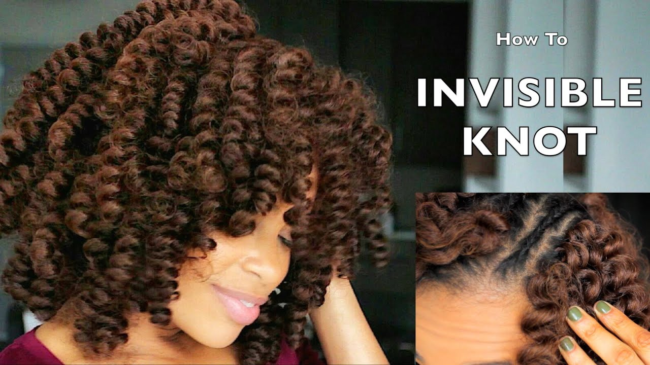 How To Crochet Braids W Caribbean Bounce Curl Tutorial