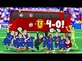 4-0! THE BUS IS BACK IN TOWN! (Chelsea vs Man Utd...