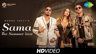 Sama The Summer Love | Madhu Valli | Mika Singh | Cover Version | Old Is Gold | HD