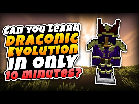 A Draconic Evolution tutorial for the impatient! : feedthebeast
