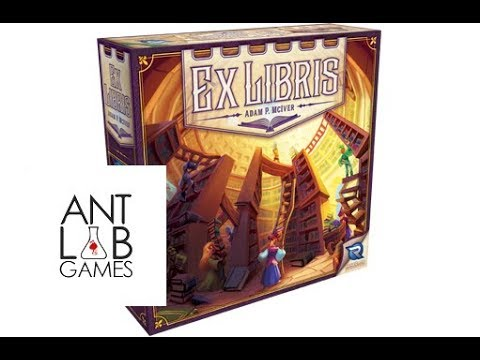 Ex Libris Playthrough Review