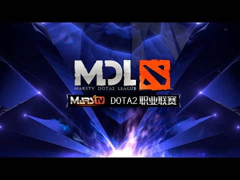 Secret vs EHOME - MDL playoffs - G2
