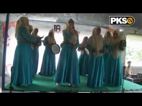 PKSTV | Milad ke-18 PKS Kabupaten Tangerang (Lomba Qosidah dan Bazar)