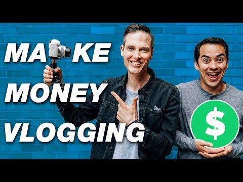5 Proven Ways to Make Money Vlogging on YouTube