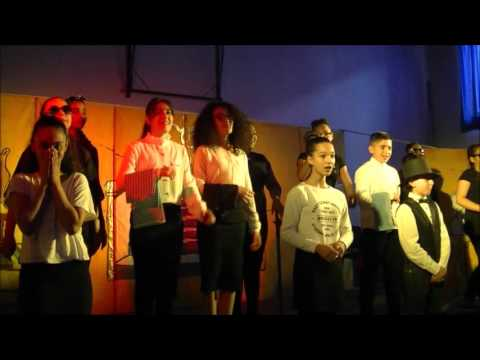 Musical a Kind of Magic, Bogermanschool Rotterdam