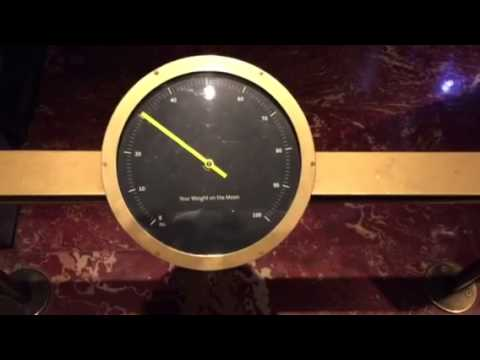 Man S Weiight On The Moon 11