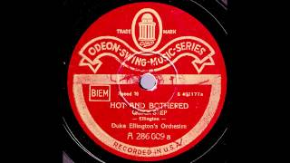 HOT AND BOTHERED / Duke Ellington