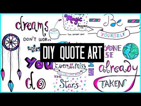diy-motivational-quote-art-for-back-to-school!-to-decorate-your-binder-&-more!-tumblr-inspired