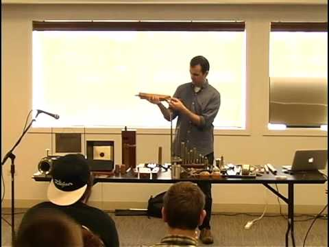 20th Century Sound Part 5: Demonstrating All The Instruments