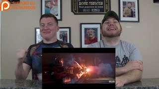 Avengers: Infinity War Tribute - (Justice League Style) REACTION!