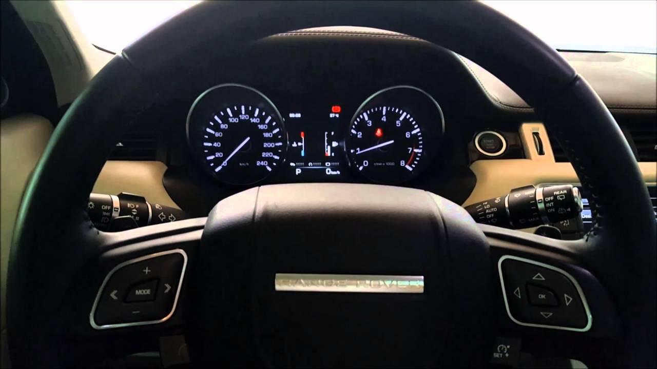Range Rover Evoque Prestige 2014 9 Marchas Com Teto Panor 226 Mico Youtube
