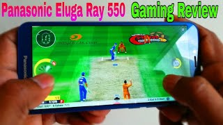 Panasonic Eluga Ray 550 Gaming Review
