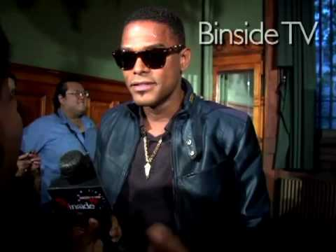 Maxwell Exclusive Interview