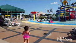 swimming nursery song   swimming with daddy   Lion's junction Temple Texas 2018