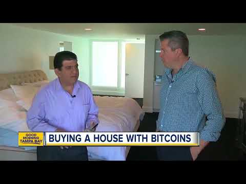 Local realtors selling Tampa Bay Beach house for 250 Bitcoin... or $4 million