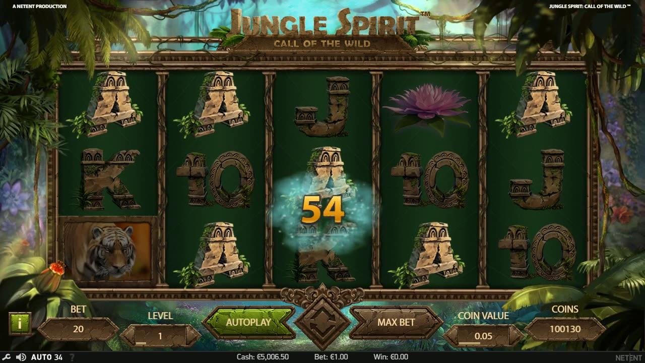 Jungle spirit demon