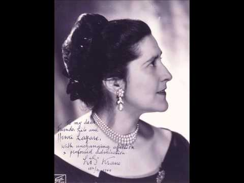 Lili Kraus plays Mozart Variations K455 (1938 recording)