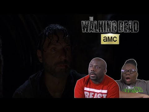 The Walking Dead 8x9 {How It's Gotta Be} REACTION!!