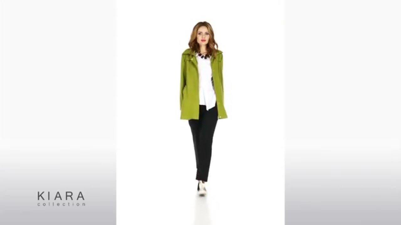 Куртка для девочки Киара. 1A7JK00, цвет: сиреневый - купить модную .