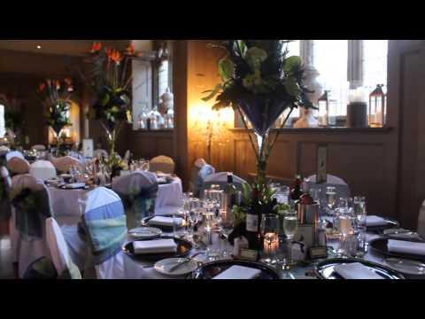 Ellingham Hall wedding video teaser