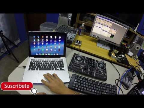 Radio Por Internet: Tutorial Transmite tu mezcla desde una controladora o mixer de Dj