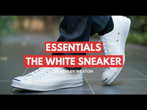 the best attitude 6e039 d6c3d The White Sneaker - Men s Wardrobe Essentials - Tennis Shoes
