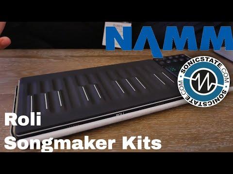NAMM 2018: ROLI Songmaker Kit and Blocks