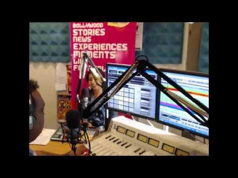 Shreya Ghoshal's interview on Radio Tarana (NZ) via Radio Tarana & ustream