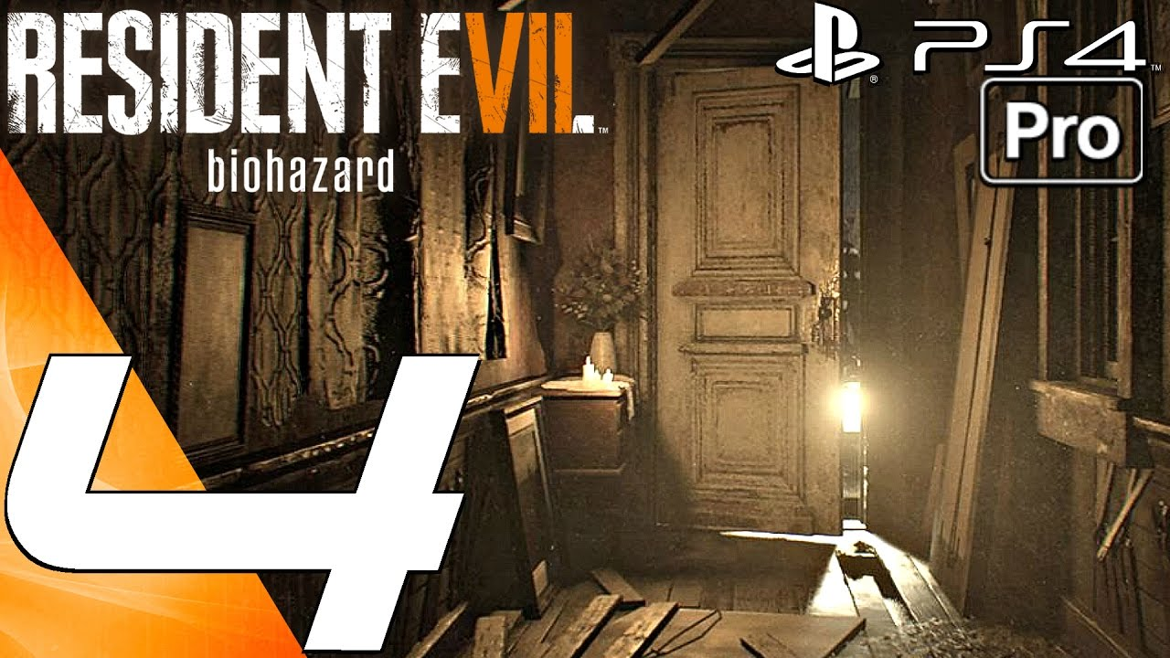 Resident Evil 7 Gameplay Walkthrough Part 4 Flamethrower Insect Nests Ps4 Pro Youtube
