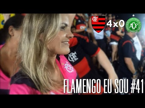 Flamengo Eu Sou #41 - Flamengo 4x0 Chapecoense (Sul-Americana)