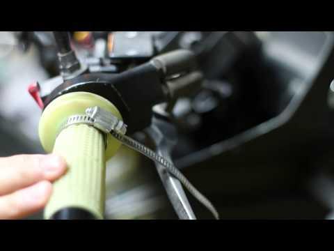 DIY Motorcycle Cruise Control
