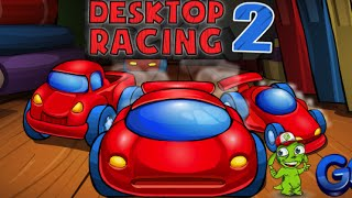 Desktop Racing 2 Full Gameplay Walkthrough
