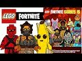 LEGO Fortnite Minifigures Series 5 - CMF Draft!