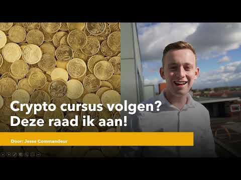 Crypto Cursus volgen? Deze cursus raad ik aan!