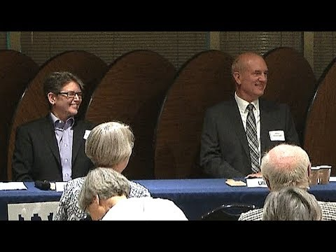 League of Women Voters' Forum:   Port and Sheriff Candidates Forum - 9-6-17