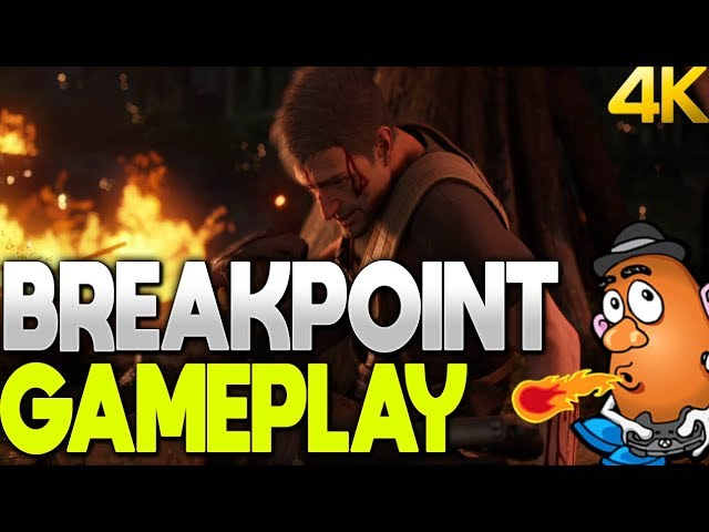 Breakpoint BETA Intro | Ghost Recon® Breakpoint | Xbox One X 4K
