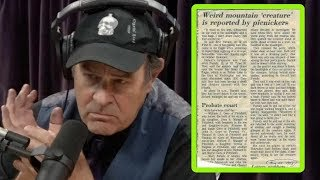 Why Dan Aykroyd Is 'All In' On Bigfoot