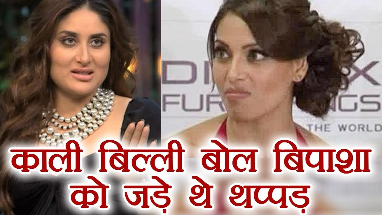 Image result for kareena and bipasha cat fight